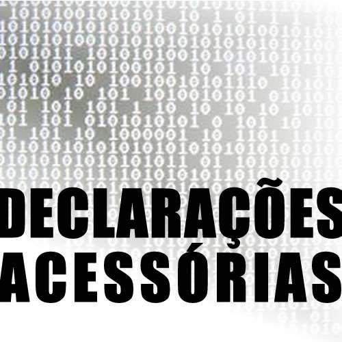 Contabilidade Igarape - Obrigacoes acessorias