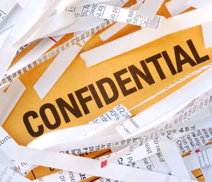 Contabilidade BH - Descarte de documentos